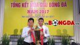 Chân dung Mạnh Thường Quân hỗ trợ cả trăm triệu đưa Nam Định trở lại V.League