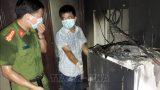 Hỏa hoạn làm một người chết tại thành phố Nam Định
