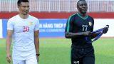 Tân binh V-League 2018 Nam Định thử việc ngoại binh