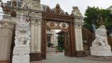 Xã giàu có ở Việt Nam, biệt thự không hiếm, có lâu đài xây 9 năm tốn hàng chục tỷ ở Nam Định