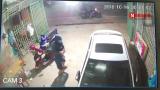 Nam Định: Truy tìm nhóm côn đồ cầm kiếm tự chế vào nhà dân đập phá tài sản