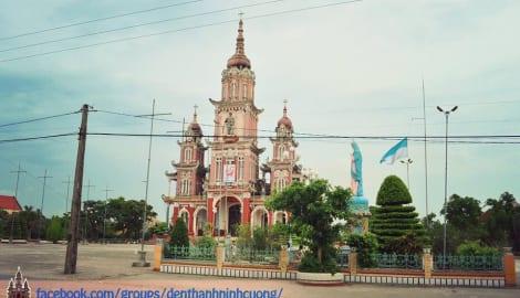 Đền Thánh Ninh Cường – Nam Định 2013