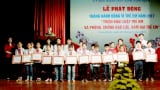 Nam Định phát động Tháng hành động vì trẻ em 2017