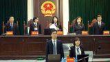 Đang tuyên án Trịnh Xuân Thanh, Đinh Mạnh Thắng và các đồng phạm