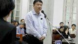 Ông Đinh La Thăng hầu toà phúc thẩm sau bản án 13 năm tù vụ PVC