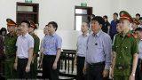 Y án 13 năm tù đối với bị cáo Đinh La Thăng