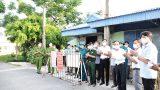 Nam Định : Huyện Giao Thủy gỡ bỏ phong tỏa xóm 19 xã Giao An