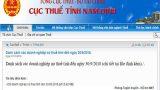 Nam Định: Công khai 167 doanh nghiệp nợ 112 tỷ đồng tiền thuế