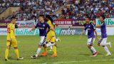 Sao U23 tỏa sáng, Hà Nội thắng dễ Nam Định ở Thiên Trường