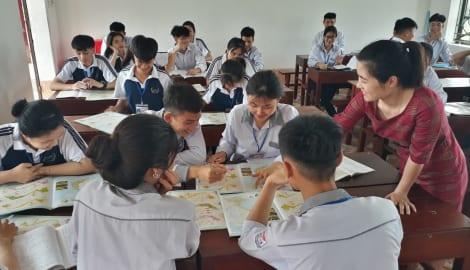 Giáo dục Nam Định giữ ổn định và phát triển trên nền tảng chất lượng