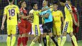 Trọng tài FIFA Ngô Duy Lân điều khiển trận Nam Định – Bình Dương