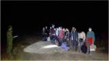 Phát hiện 13 công dân nhập cảnh trái phép trong đêm