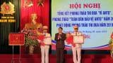 Công an Nam Định bắt giữ, xử lý gần 1.500 vụ ma túy trong năm 2018