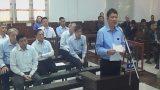 Ông Đinh La Thăng: 'Hãy đối xử với bị cáo như số phận một con người'
