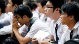 Nam Định: Cha mẹ hãy nghĩ con trượt để giảm áp lực thi cử cho con