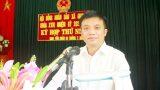 Nam Định: Điều cán bộ thay 'Chủ tịch xã ngắt điện khi Công an đang làm việc'