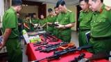 Nam Định: Xét xử 2 đối tượng dùng súng quân dụng giết người