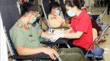 Nam Định bảo đảm lượng máu cho các bệnh viện