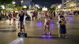 Nam Định: Cảnh báo nguy cơ mất an toàn từ xe điện cân bằng