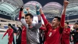 HLV Lê Thụy Hải cảnh tỉnh thủ môn Bùi Tiến Dũng và U23 Việt Nam sau trận thua Nam Định