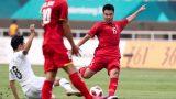 Tiền vệ Đức Huy: 'Chúng tôi thi đấu đến kiệt sức vì khán giả'
