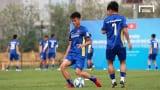 Nam Định tái hợp trung vệ Lâm Anh Quang