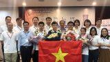 Nam Định xuất sắc đoạt 1 huy chương vàng Olympic Hóa học quốc tế 2020