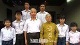 Xuân Trường phát huy giá trị văn hoá gia đình truyền thống