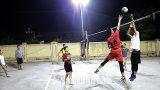 Phong trào tập luyện thể thao ở Trực Phú-Trực Ninh