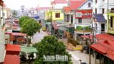 Về xã nông thôn mới Hải Nam
