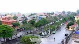 Huyện Ý Yên (Nam Định) đạt chuẩn nông thôn mới