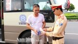 Nam Định : Kết quả bước đầu thực hiện đợt cao điểm tấn công trấn áp tội phạm