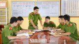 Nam Định Tăng cường công tác phòng chống tội phạm