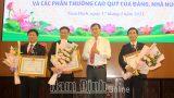 Trao tặng danh hiệu Thầy thuốc Nhân dân, Thầy thuốc Ưu tú cho cán bộ, giảng viên Trường Đại học Điều dưỡng Nam Định