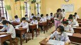 Nam Định : Ngày thi đầu tiên diễn ra an toàn, đúng quy chế