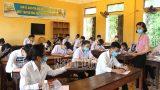Nam Định : Trên 20.900 thí sinh tỉnh ta hoàn thành kỳ thi tốt nghiệp THPT 2021