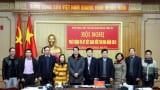 Lãnh đạo BHXH 9 tỉnh, thành phố ký cam kết thi đua năm 2018