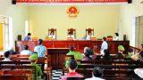 Nhân viên dọn vệ sinh quê Nam Định dâm ô bé gái kêu oan tại tòa
