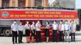 Hội Nông dân Nam Định mua ủng hộ 14 tấn hành tím Sóc Trăng rồi bán đi đâu mà hết sạch?