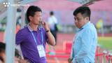 Hòa Hải Phòng, HLV Nam Định quyết thắng HAGL
