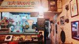 Khán giả thích thú với quán ăn dưới lòng đất ở Nam Định
