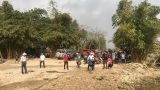 Phà nối Ninh Bình – Nam Định đột ngột bị dừng khó hiểu dịp Tết