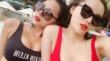 HH Kỳ Duyên gây sốc khi đáp trả tin đồn yêu đồng tính Minh Triệu