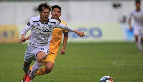 Lịch thi đấu vòng 19 V.League: HAGL thách thức Nam Định