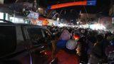 Đêm cầu may ở chợ Viềng Nam Định, đến đi bộ cũng không nhúc nhích nổi