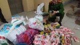Nam Định: Thông tin từ công an về cơ sở làm mì chính giả với số lượng lớn ở Xuân Trường