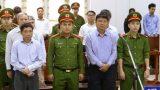 Tranh cãi ở 'phiên tòa ông Đinh La Thăng' về việc Oceanbank bị mua 0 đồng