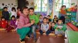 Mẹ bé trai 4 tuổi bị cô giáo đánh bầm tím 'xin cho cháu được bình yên'