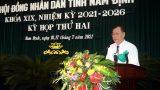 HĐND các tỉnh NAM ĐỊNH thông qua nhiều nghị quyết nhằm thực hiện 'mục tiêu kép'