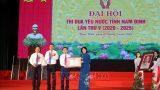 Phó Chủ tịch nước: Công tác thi đua, khen thưởng phải có tính nêu gương thực sự Tỉnh Nam Định